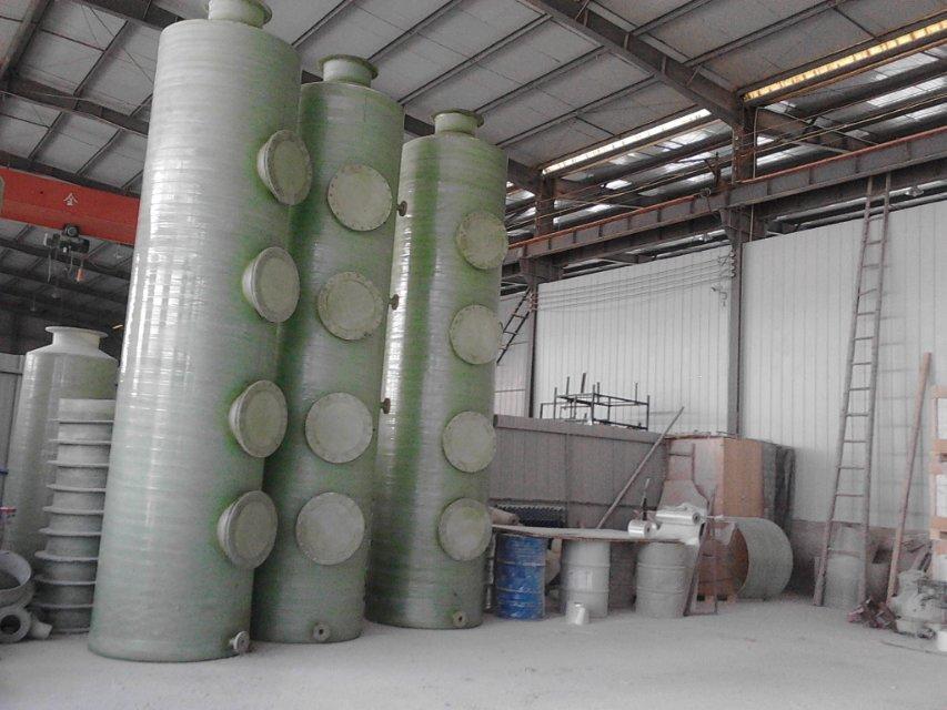 小型燃煤鍋爐濕式除塵器圖片
